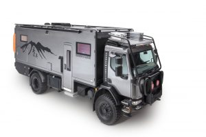 Kenworth Patagonia Is This The Mad Max Campervan? - Truck
